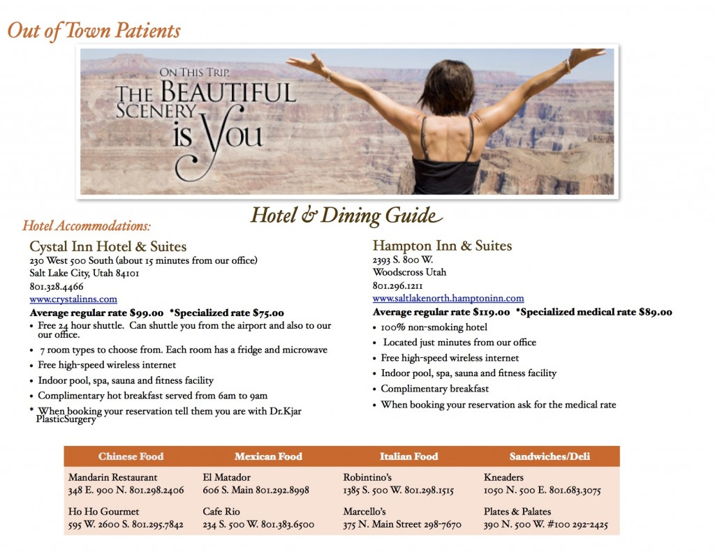 Out of Town Patients Hotel & Dining Guide (2) copy