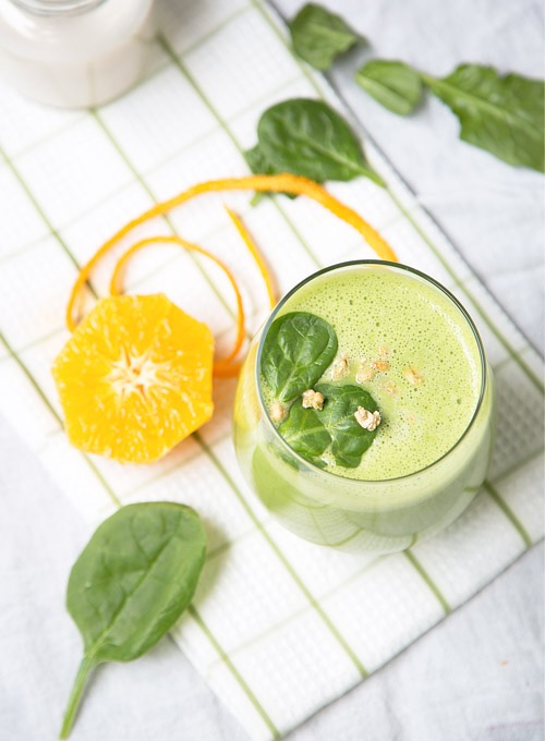 Green Spring Smoothie